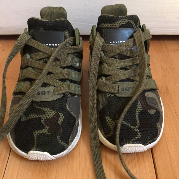 Adidas zapatos Toddler EQT Support ADV me poshmark